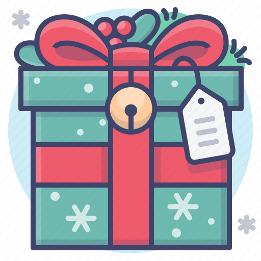 Christmas, gift, holiday icon - Download on Iconfinder