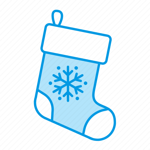 Christmas, gift, presents, sock icon - Download on Iconfinder