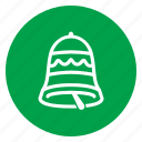 alarm, bells, charous, christmas, hyms, ring icon
