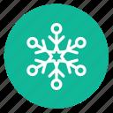 decoration, snow, snowflake, winter icon