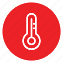 celcius, cold, heat, mercury, temperature icon