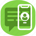 message, mobile, sms icon