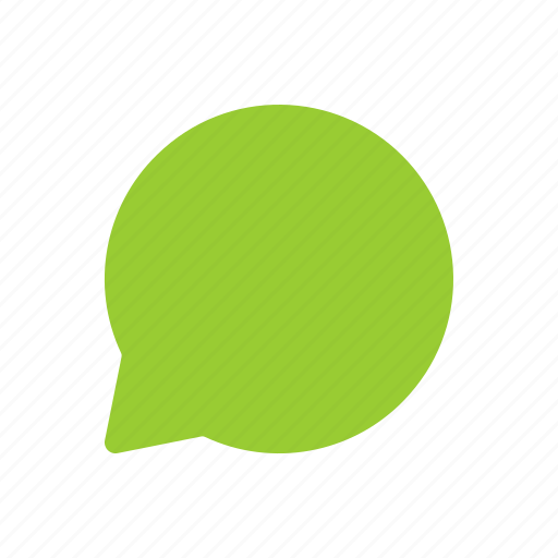 bubble, chat, comment, message, messenger, speech icon