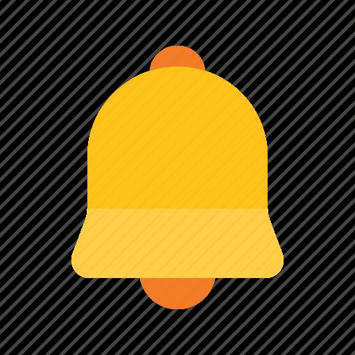alarm, alert, bell, notification, on, sound icon