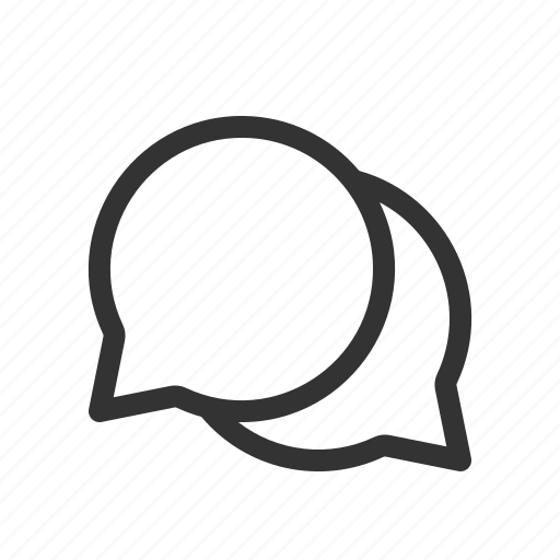 chat, conversation, dialogue, forum, message, messenger icon