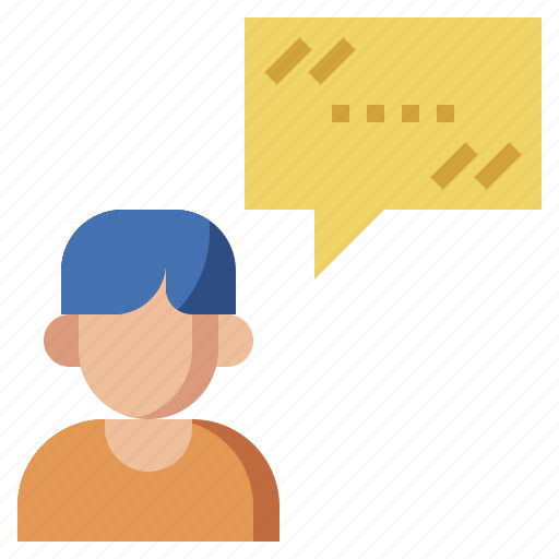 bubble, chat, communication, communications, conversation, speech, talk icon