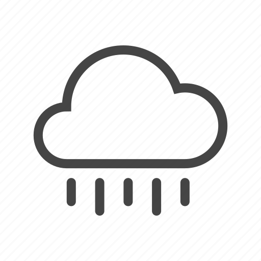 cloud, clouds, cloudy, forecast, meteo, rain, weather icon
