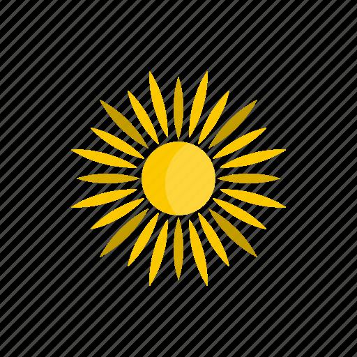 element, heat, hot, light, sunburst, sunlight, sunshine icon