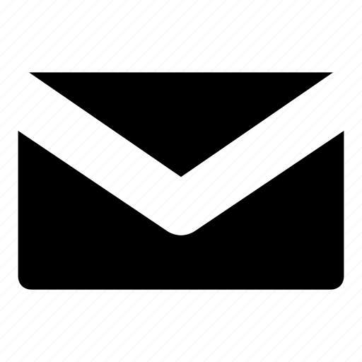 communication, email, envelope, letter, mail, message, micro icon