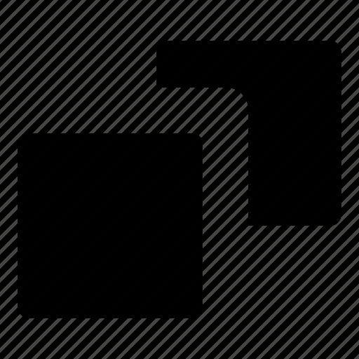 copy, design, document, duplicate, grid, images, micro icon