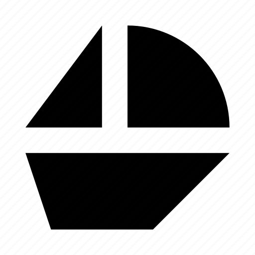 boat, sail, sailboat, ship, shipping, vessel, yacht icon