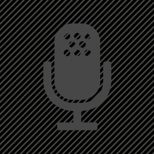 audio, mic, microphone, music icon