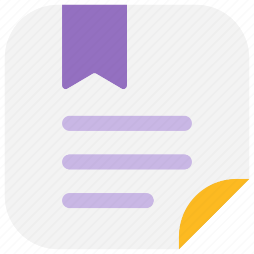 app, bookmarking, books, library, reader, ui, user interface icon