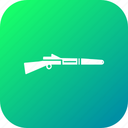 army, danger, gun, guns, machine, shot, war icon
