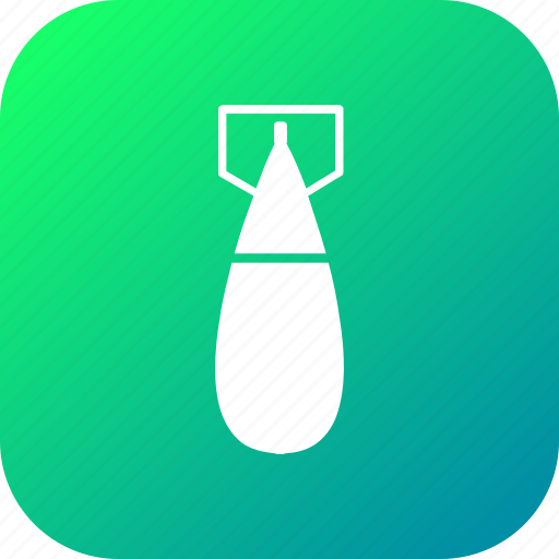 bomb, missile, missles, nuclear, rocket, war, weapon icon