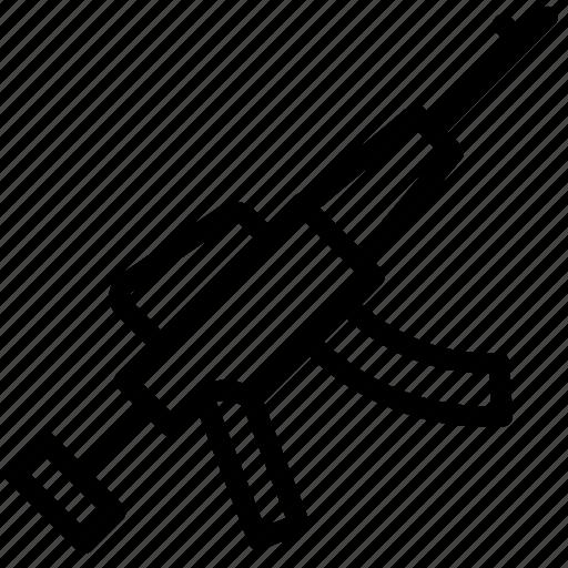 army, equipment, machine, military, war, weapon icon