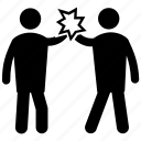 firearm, gunpoint, rifle, shooter, weapon icon