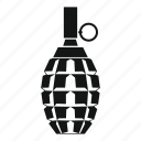 blast, bomb, burst, design, effect, fire, grenade icon