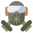 fashion, gas, glasses, mask, protection, safety, security