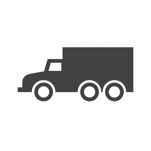 cargo, commercial, delivery, logistics, transport, truck, trucks icon