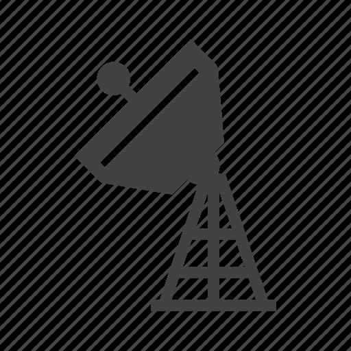 broadcast, broadcasting, dish, military, radar, satellite, tower icon