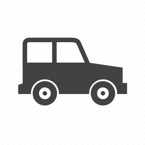 army, jeep, military, transportation, vehicle, war, weapon icon