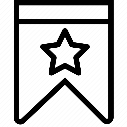 badge, decoration, insignia, star icon