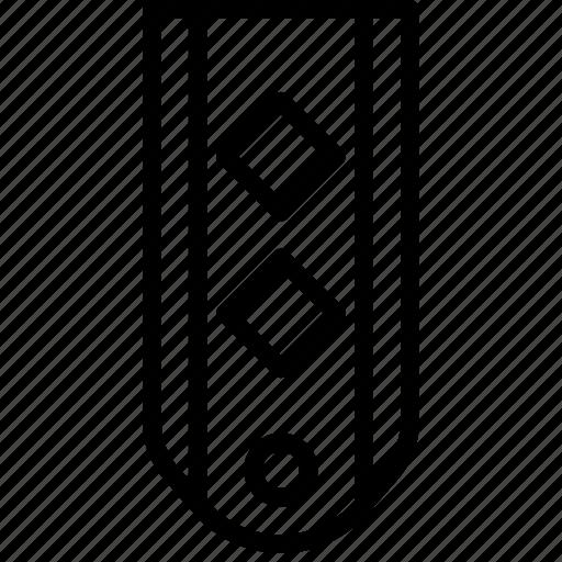 diamonds, insignia, military, rank, striped icon