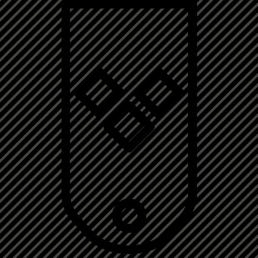 diamonds, insignia, military, rank, three icon