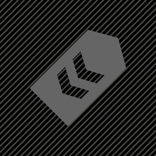 epaulettes, shoulder strap icon