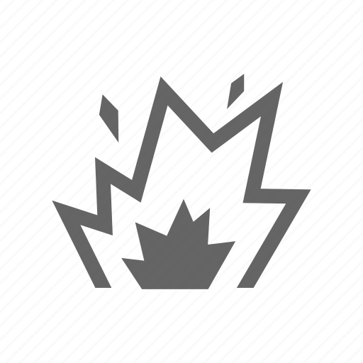 exploading icon