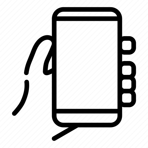 Own, millennial, smartphone icon - Download on Iconfinder