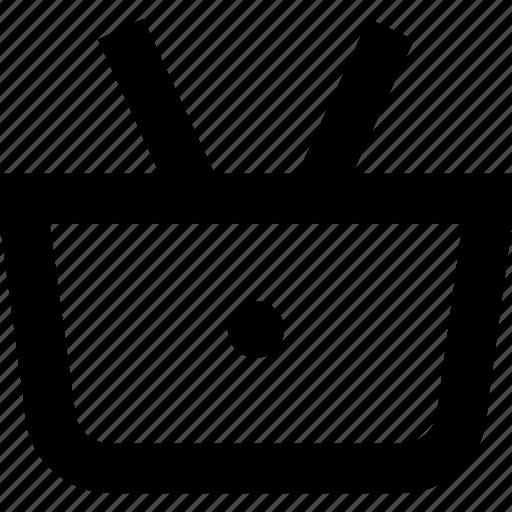 basket, commerce, purchase, shop, shopping icon
