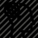 aim, ambition, goal, target icon