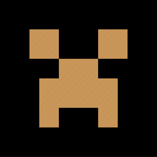 gamer, gaming, minecraft, reapor, sign, video icon