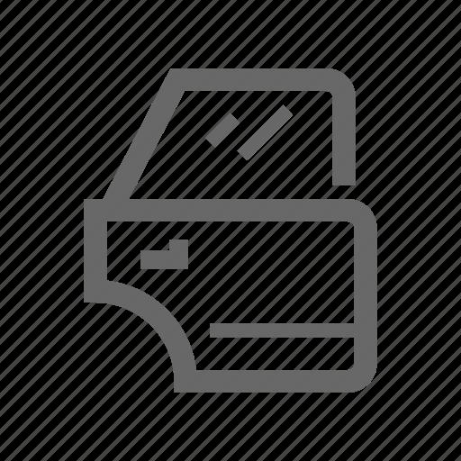 Engine, wheel, autopart, car, garage, piston icon