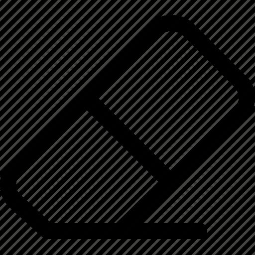 delete, design, eraser, graphic, tools icon