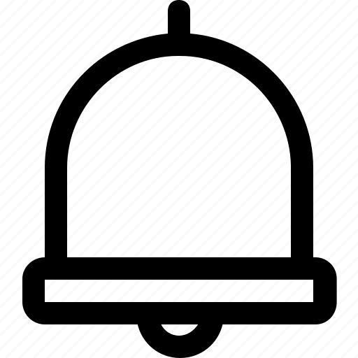bell, interface, ring, ringer icon