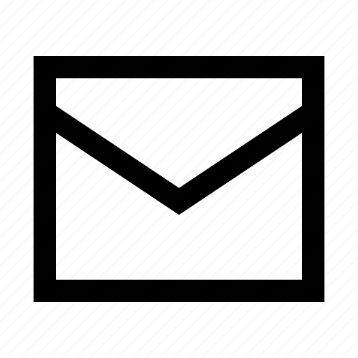 email, message, minicons, notification icon