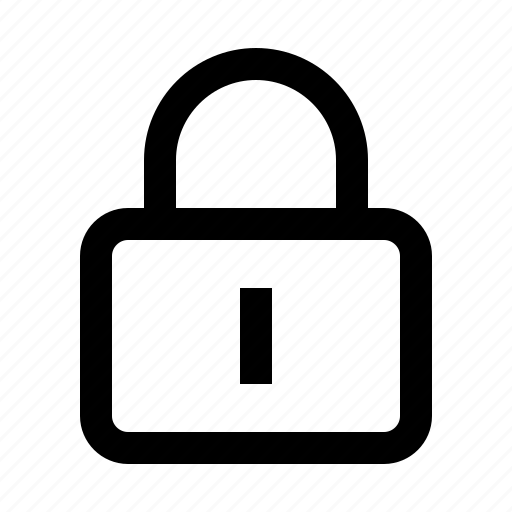 Lock, locked, minicons icon - Download on Iconfinder