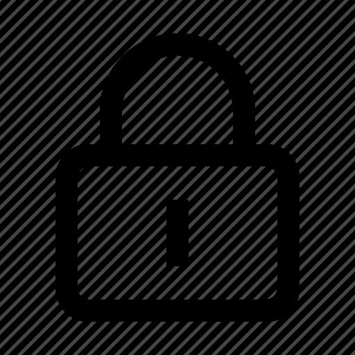 lock, locked, minicons icon