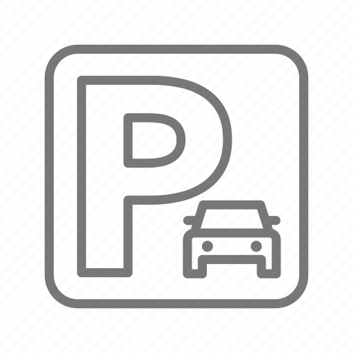 Lot, park, parking icon - Download on Iconfinder