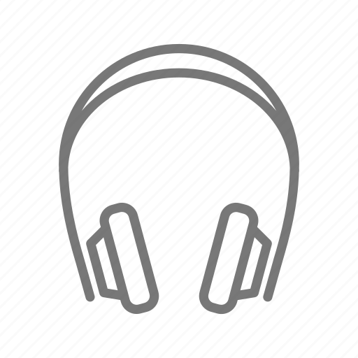 headphones, music, noise cancelling, wireless icon
