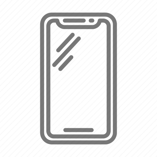 Device, mobile, phone, smartphone icon - Download on Iconfinder