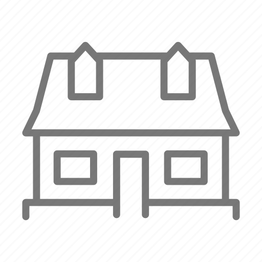 door, family, home, house icon