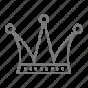 hat, jester, mardi gras icon