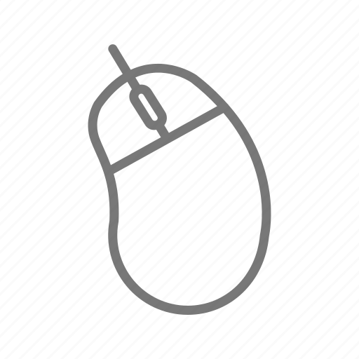 accessory, computer, mouse icon