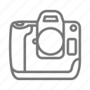camera, canon, lens, nikon, photographer, slr icon