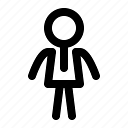 figure, human, man icon