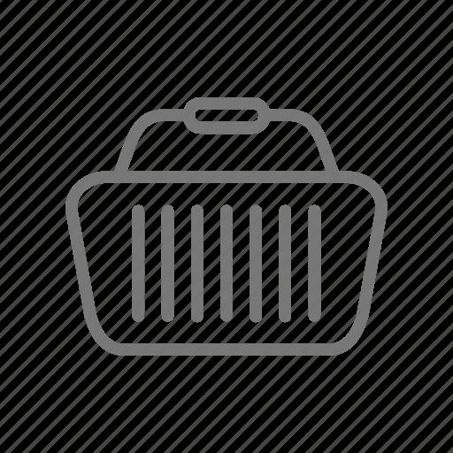 basket, market, purchase, shop, store icon